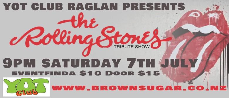 Brown Sugar - Rolling Stones Tribute