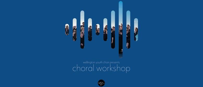 Wellington Youth Choir - Choral Workshop