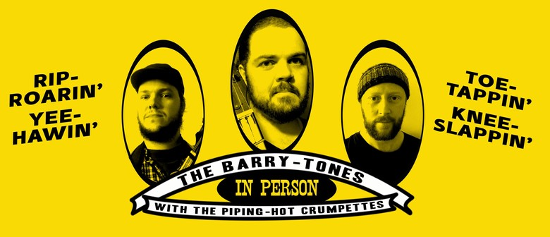 Thistle Sessions: Barry & The Crumpets