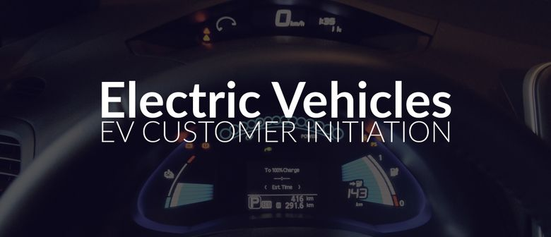 EV Training - EV Customer Initiation