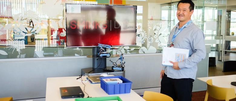 SMINKS LABS Coding and Robotics mBot Workshop - Lower Hutt