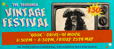 Hook Drive-In Movie: The Tauranga Vintage Festival: CANCELLED
