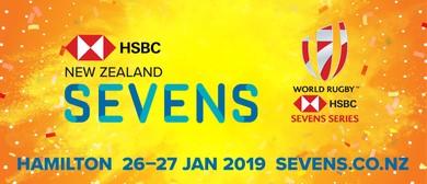 2019 HSBC NZ Sevens