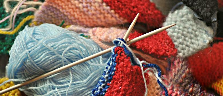 Knit In Public Day