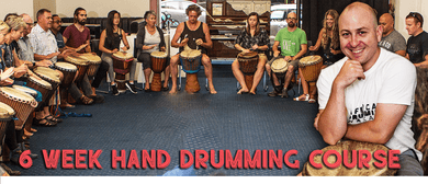 African Hand Drumming Course