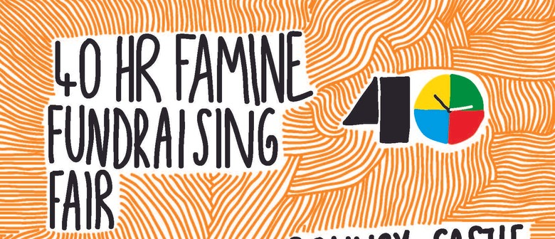 40 Hour Famine Fundraising Fair