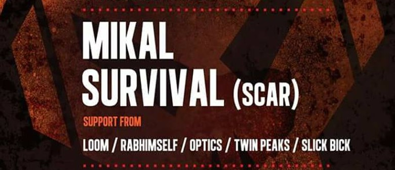 Metalheadz (UK) Drum and Bass feat Survival & Miko