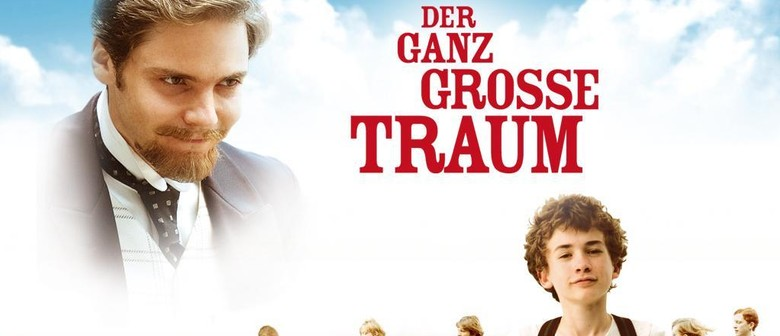 """Fundraising German Cinema - """"Lessons of a Dream"""""""