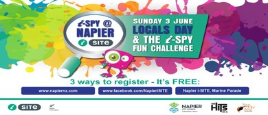 Locals Day & The i-SPY Fun Challenge