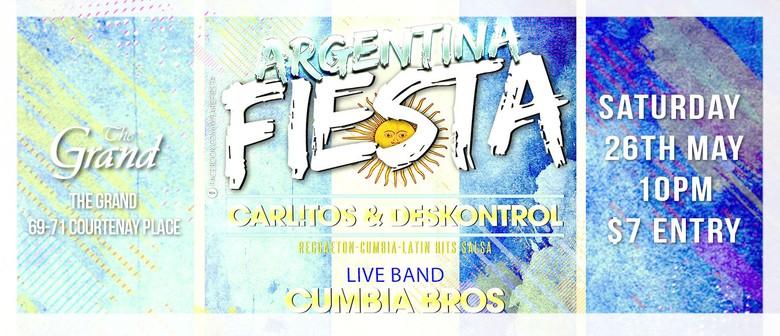 Latin Party Fiesta Argentina