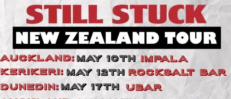 "Eli Globe & Richie Cattell ""Still Stuck"" NZ Tour"