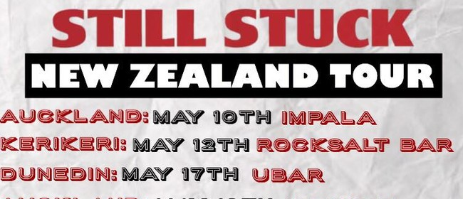 "Eli Globe & Richie Cattell ""Still Stuck"" NZ Tour"