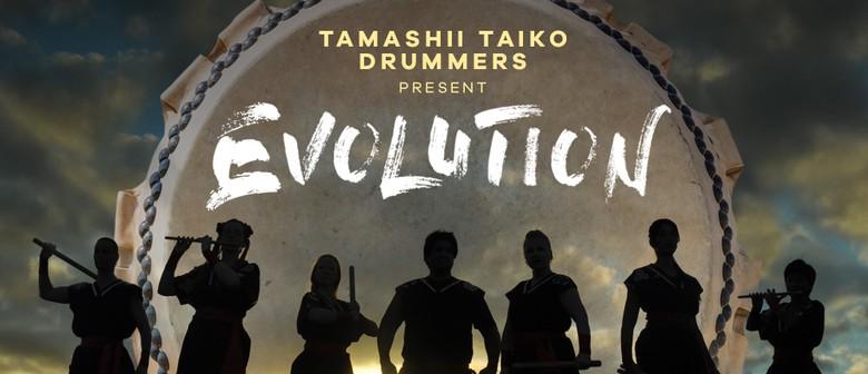 Evolution by Tamashii Taiko Drummers