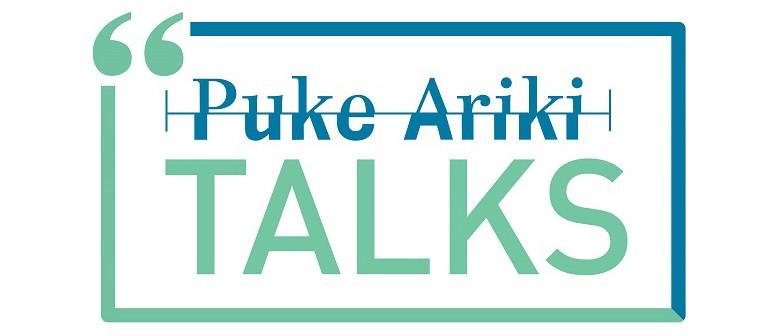 Water and Us: Puke Ariki Talk With Anthony Wilson