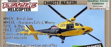 Taranaki Rescue Helicopter Charity Auction