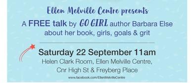 Go Girl - Author talk by Barbara Else