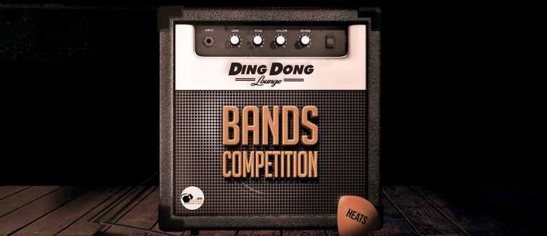 Ding Dong Lounge Bands Competition Heat 3