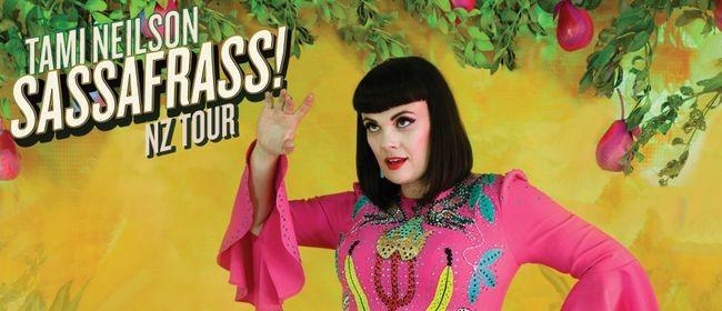 Tami Neilson – Sassafrass! NZ Tour