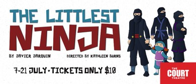 The Littlest Ninja