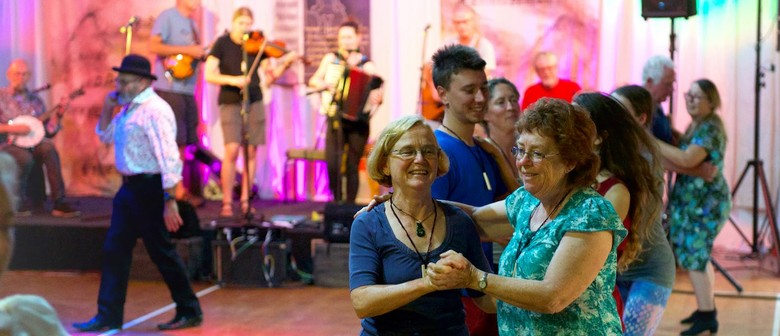 A Ceilidh, Your Chance to Dance & Participate Or Listen