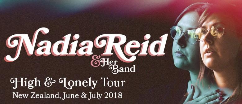 Nadia Reid High & Lonely NZ Tour