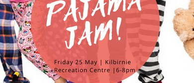 Pajama Jam - Roller Disco