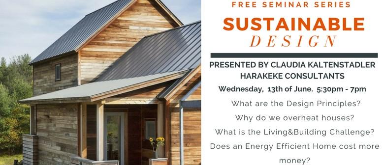 New Sustainable Build Seminar