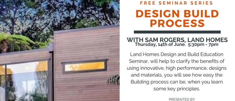 Design & Education Build Seminar