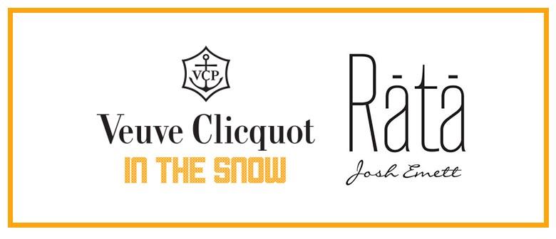 Clicquot Long Lunch at Rata