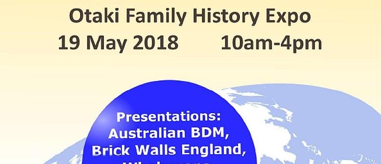 Otaki Family History Expo