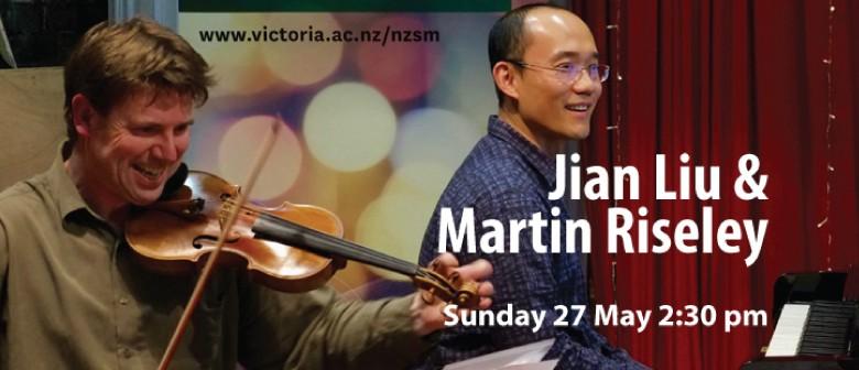 Jian Liu & Martin Riseley - Mulled Wine Concert