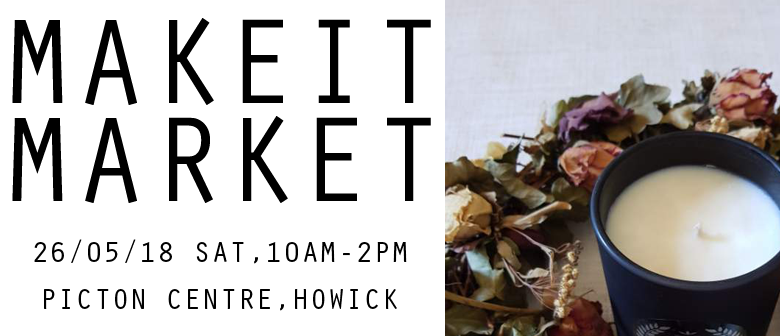 Your Newest Local Market - Make It Market