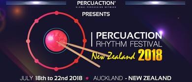 1st Rhythm Festival Auckland 2018 - Winter Edition