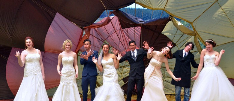 The Rotorua Wedding Affair