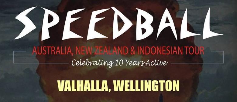 Speedball - Slamming Valhalla
