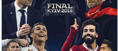 Liverpool V Real Madrid Champions League Final