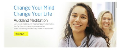 Auckland Meditation - Special Open House