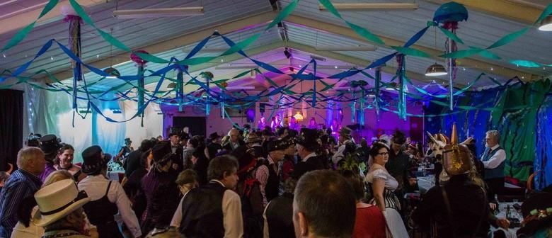2018 Steampunk NZ Gala Ball