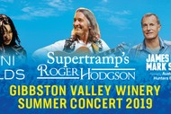 Image for event: Gibbston Valley Winery Summer Concert