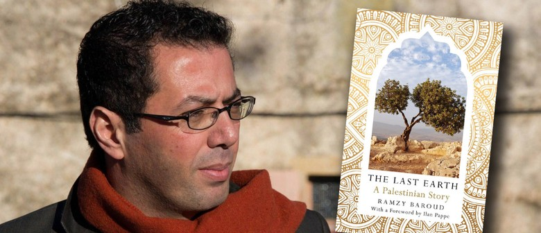 The Last Earth: A Palestinian Story - Book Launch