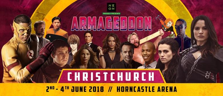Armageddon Expo 2018