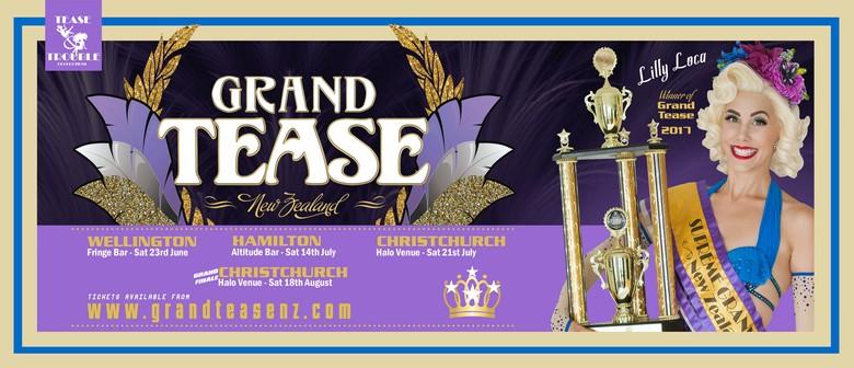 Grand Tease 2018 - Grand Finale