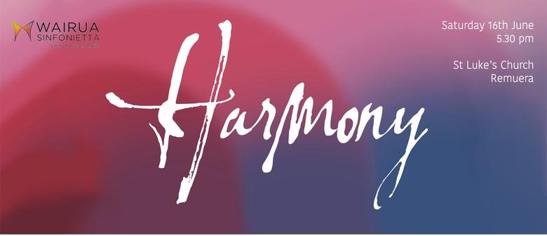 Wairua Sinfonietta - Harmony