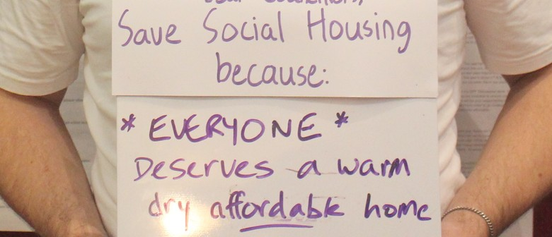 Save Social Housing: Public Meeting