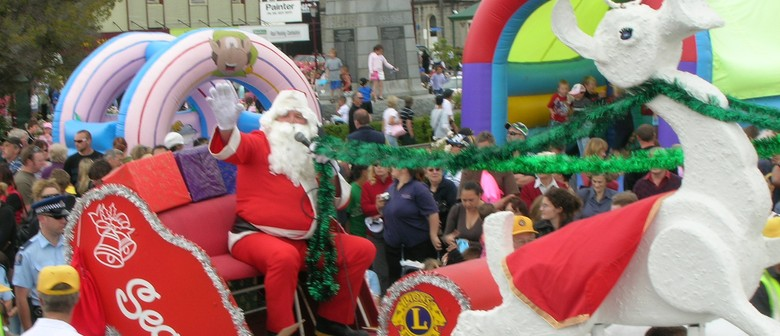 Feilding Christmas Parade and Carnival