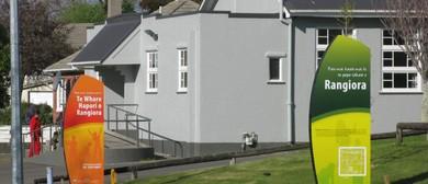 Rangiora Community Centre AGM