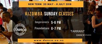 Kizomba Foundations Course (8 Weeks)