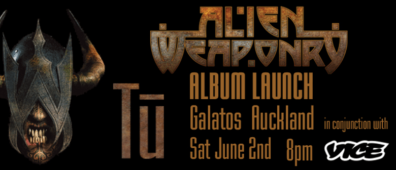 Alien Weaponry - Album Launch