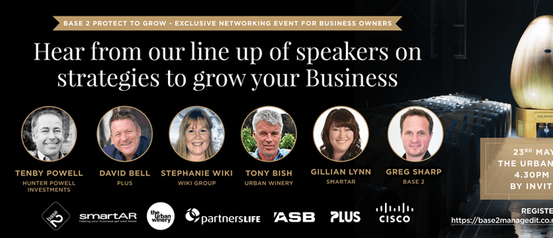 Hawkes Bay SME Business Networking Event