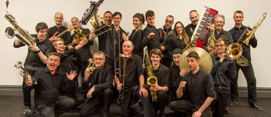 Manawatu Jazz Festival - Big Band Bash